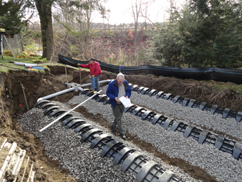 Septic Systems Offered By Rossignol S Excavating